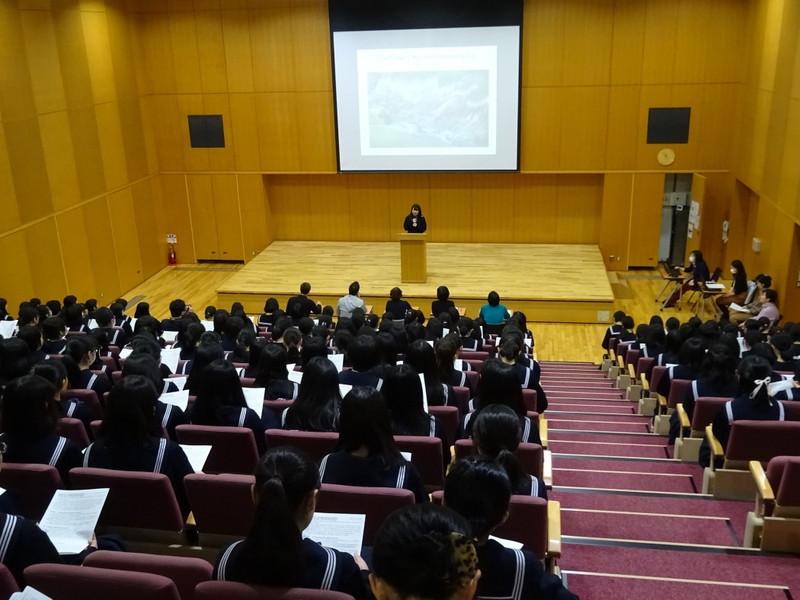 《中学3年》 英語 スピーチコンテスト