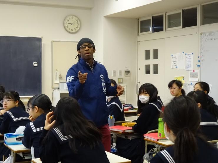《中学2年》 英語