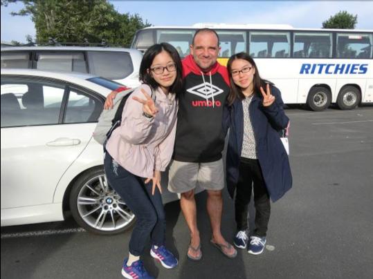 《中学3年》 海外研修NZ北島6日目