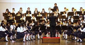 吹奏楽部 第30回定期演奏会を開催