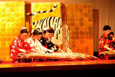 箏曲部:高等学校日本音楽発表会で教育長賞(第一位)受賞しました