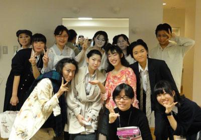 演劇部:神奈川県高校演劇発表会で優秀賞を受賞しました
