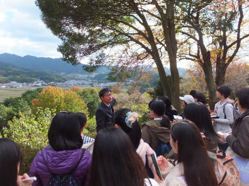 《国内FW》 中学3年:京都奈良方面