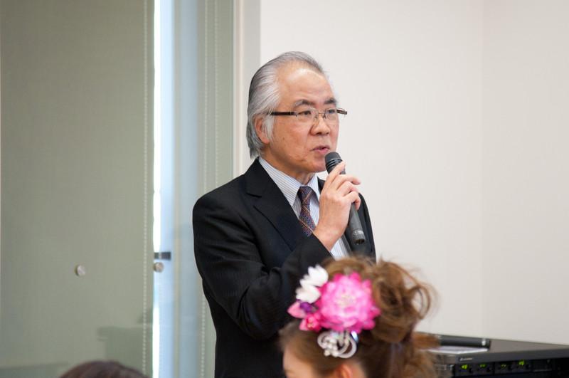 《同窓会》「新成人を祝う会」が開催されました。