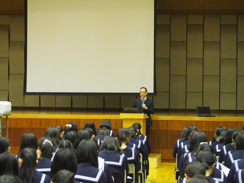 《中学3年》 国内FWへ向けて その1 & 鎌倉一日研修に向けて