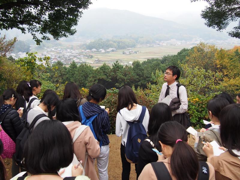 《中学3年》 国内FW:京都・奈良方面からの報告