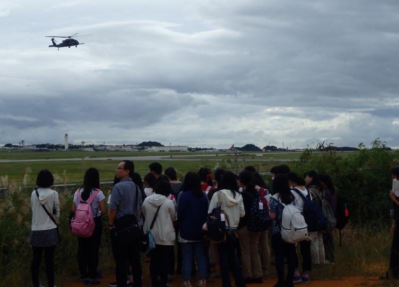 《中学3年》 国内FW:沖縄方面からの報告