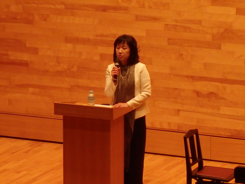 《高校3年》 崔善愛さん講演会