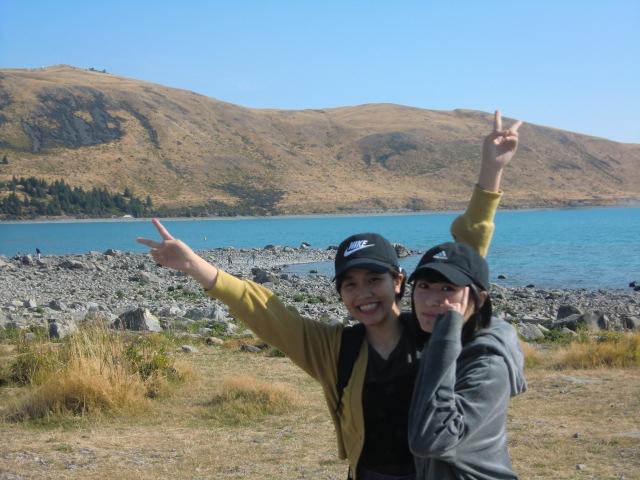 《中学3年》 海外研修NZ南島3日目