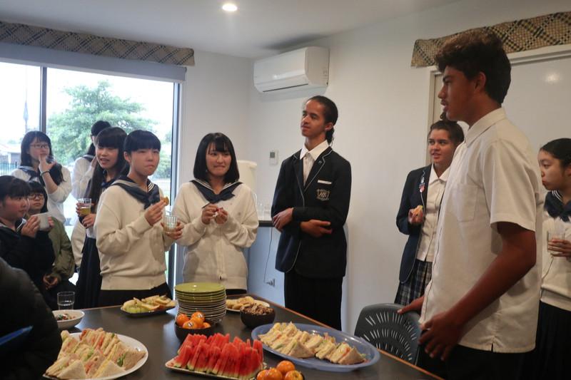 《中学3年》 海外研修NZ南島5日目
