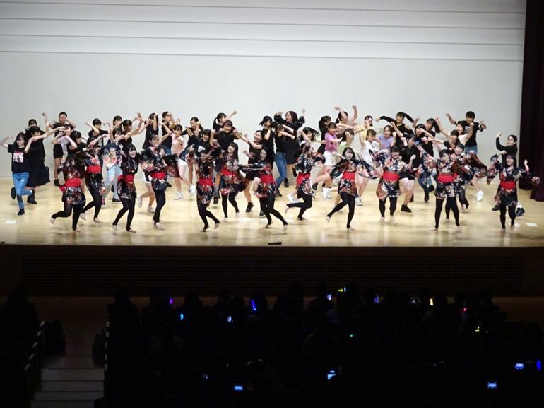 《部活動》 ダンス部