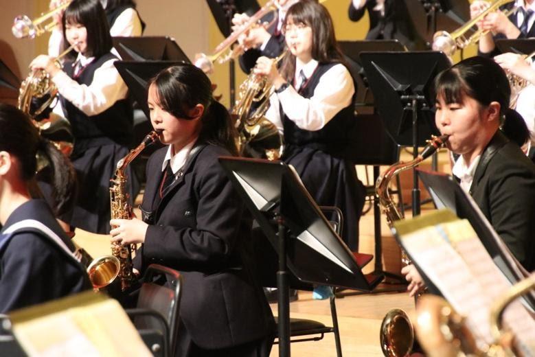 吹奏楽部 第39回定期演奏会が開催されました。